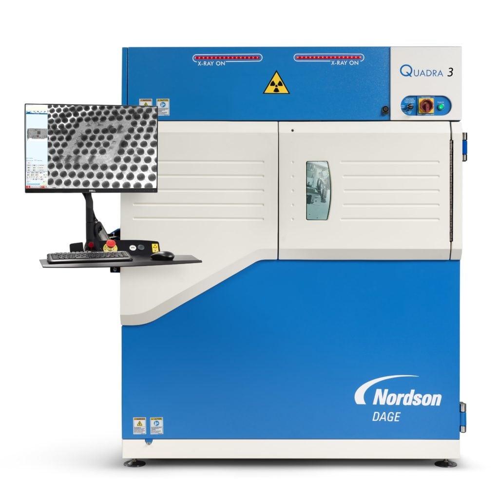 Nordson Dage Quadra 3 X-Ray Inspection System